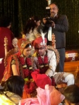 My cousin Mudit's Indian Wedding