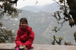 Having fun in Mussoorie!
